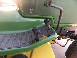 John Deere 425 445 455 Revised Reverse Z Pedal...Non Adjustable with rubber pad $36.50