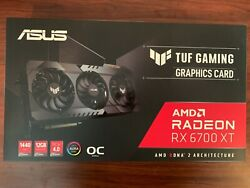 ASUS TUF Gaming AMD RADEON RX 6700 XT OC Graphics Card BRAND NEW FREE SHIPPING $1095.00