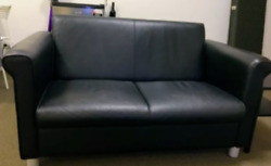 CLASSIC MODERN SOFA COUCHES ARMCHAIR STYLE BED DECOR $165.98