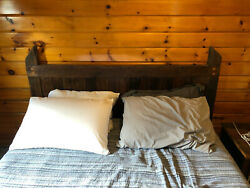 Handcrafted Rustic Bedroom Suite $650.00
