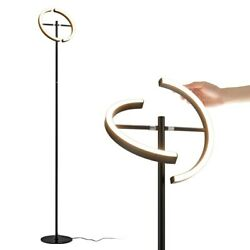 New Modern Dimmable Torchiere Touch Control Standing LED Floor Lamp 57348196 $115.99