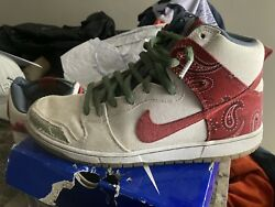 nike sb dunk high size 11 Cheech And Chong C $500.00