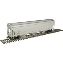 Atlas 3001136 1 3RL Trinity 5161 CuFt Covered Hopper Chicago Freight Car #13320 $94.95