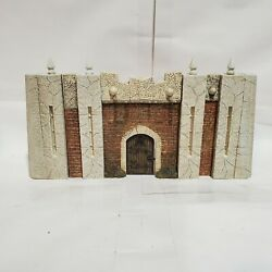Mage Knight Castle Wall for Miniature Figure LE $20.00
