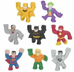 Heroes of Goo Jit Zu Minis DC 2021 Series 1 and Series 2 *All Characters* $16.99