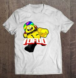 Famous Tofuu Youtuber Kids T Shirt Character Running Youth Novelty Size S 5XL $14.99