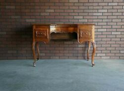 Antique French Provincial Desk Writing Desk Country French Desk $2595.00