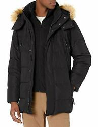 Marc New York by Andrew Marc mens Conway Hooded Ma Choose SZ color $196.22