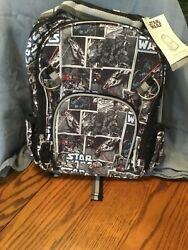 Pottery Barn Kids Star Wars Small Backpack NWT $23.99