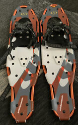 """Whitewoods 30""""Hike Snowshoes with Bindings Up To 275 Lbs 9quot; x 30quot; $33.00"""