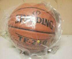 Spalding TF 250 Basketball Suitable For Indoor or Outdoor Use New Free Shipping $33.95