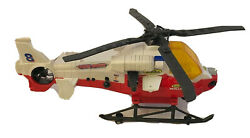 Tonka #8 Rescue Helicopter Red White #8 Tonka Helicopter $11.97