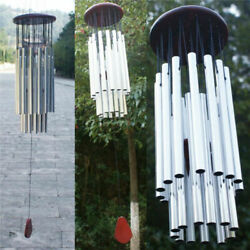 Large 27 Tubes Windchime Chapel Bells Wind Chimes Outdoor Garden Home Decor US $13.99