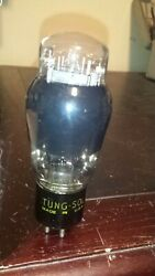 Tested NOS TUNG SOL 6A3 Power Triode Tube – Excellent TV 7 Tested $67.15