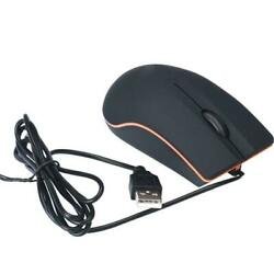 M20 Mini Business Portable USB Wired Optical Mouse H8J Computer Laptop 9 M6L7 $6.48