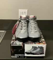 Nike Air Jordan 7 Retro Reflections Of A Champion Size 9 Brand New $200.00