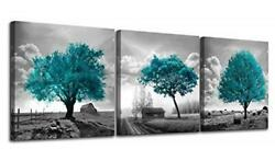 Canvas Wall Art for Bedroom Black and White Farmhouse Rustic Assorted Sizes $39.74