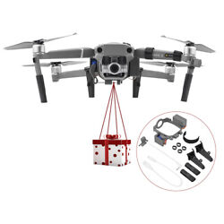 Drone Delivery Device Air Thrower Dropping System Set for DJI Mavic 2 Pro Zoom $32.99