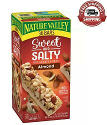 Nature Valley Sweet and Salty Nut Almond Granola Bars 36 ct. $13.99