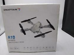 SNAPTAIN Mini Foldable Camera Drone Quadcopter Model A10 4 AXIS $24.00