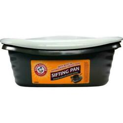 Arm And Hammer Light Gray Sifting Cat Litter Box Large 15.21quot; W x 18quot; L $17.80