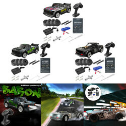 1:16 2.4GHz Remote Control High Speed Drift Car 4WD RC Brushless Rally Car $103.34