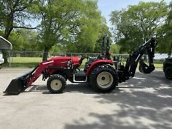 2017 YANMAR YT347 Tractor 0 RED 50 Automatic $39000.00