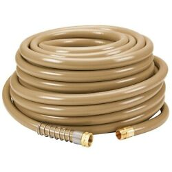 Heavy Duty Commercial Industrial Garden Water Hose All Weather 3 4quot; x 100 Feet