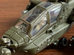 """""""New Ray"""" AH 64 APACHE Helicopter Model Rare Details $17.40"""