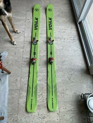 Voile Charger Skis with G3 LT12 ION Bindings VERY GOOD CONDITION $700.00