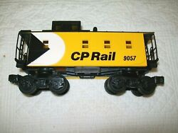 Lionel 9057 Yellow amp; Black CP Canadian Pacific Caboose CLEAN $9.99