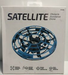 Sky Rider Satellite Obstacle Avoidance Drone DR159BU Blue NEW SEALED BOX $12.30