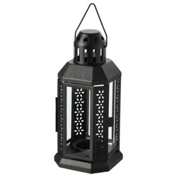 Metal Candle Lanterns for Tealight Holders Vintage Style Home Decor In Outdoor $29.99