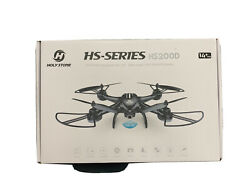 Holy Stone HS200 RC FPV Drone with HD Camera 2.4G Altitude Hold RTF Quadcopter $42.00