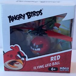 Angry Birds Rovio Movie BOMB Flying UFO Ball Helicopter World Tech Toys. $10.00