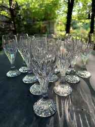 Baccarat Massena Cordial Glass PERFECT 12 Available $80.00