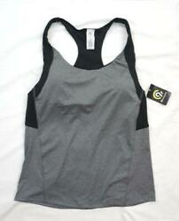 C9 CHAMPION FOR TARGET WOMEN XL GREY PERFORMANCE ACTIVE DUO DRY TANK TOP $9.99