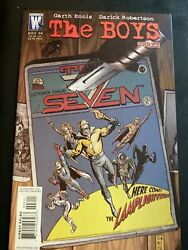 The Boys 3 1st Appearance The Seven Homelander Queen Maeve $45.00