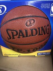 NEW In Box Rare Original Spalding TF 1000 ZK Basketball Men#x27;s 29.5 Never Played $475.00