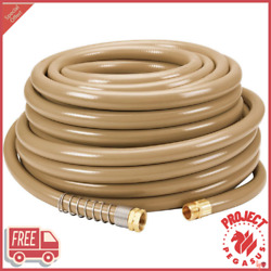 Heavy Duty Commercial Industrial Garden Water Hose All Weather 3 4quot; x 100 Feet $48.13