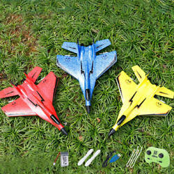 RC Plane 2 Channels 2.4Ghz Remote Control Airplane Ready to Fly EPP Aircraft $22.07