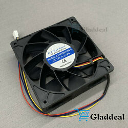 New SJ SG121238BS Antminer Cooling Fan 12V 2.7A US Stock $32.66