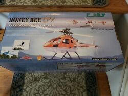 esky rc helicopter $115.00