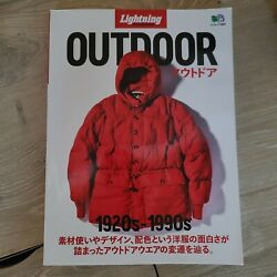 Vintage Outdoor lightning Archive Book 1920s 1990s Collection Outerwear original