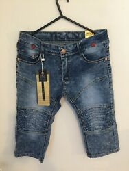 OX KING DENIM Jeans Boys Knee Length Short Jeans Can Be Unisex Wear Size Youth AU $24.90