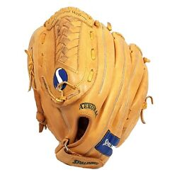 Spalding Leather Baseball Glove D.Gooden Left Hand RHT Pitcher's Competition $19.99