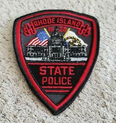 Rhode Island State Police Shoulder Patch OS $5.99