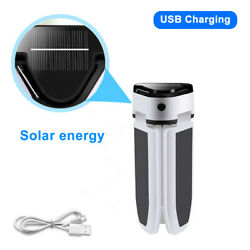 Solar LED lantern rechargeable Light Camping Emergency Outdoor Hiking Lamps $16.99
