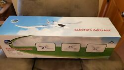 Foam RC Model Airplane. Clouds Fly Powered Glider. PNP. 50quot; Wingspan. $79.00