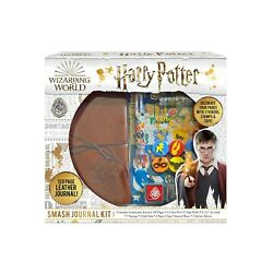 NEW Harry Potter Smash Bullet Journal Stencil Stickers Stamps amp; Tape Art $17.95